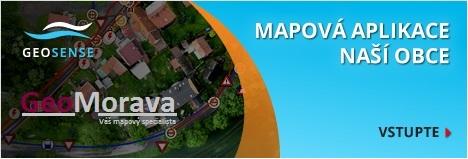 Mapový portál obce Tečovice